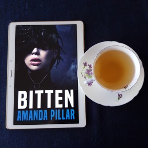 Bitten, Amanda Pillar, Graced, Earl Grey Editing, tea and books, books and tea