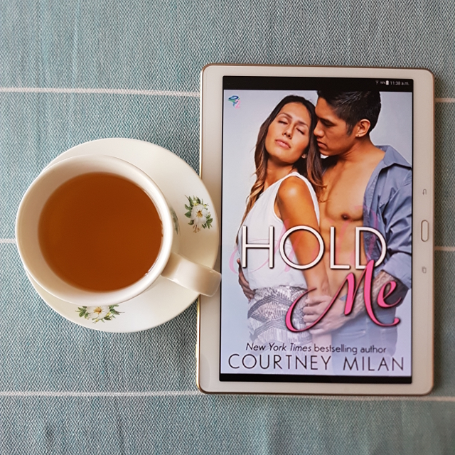 Hold Me, Courtney Milan, Cyclone, Earl Grey Editing