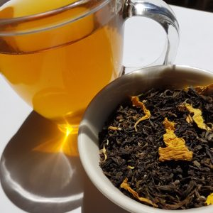 White Peach tea, Adore Tea, Earl Grey Editing, Looseleaf Links, looseleaf tea