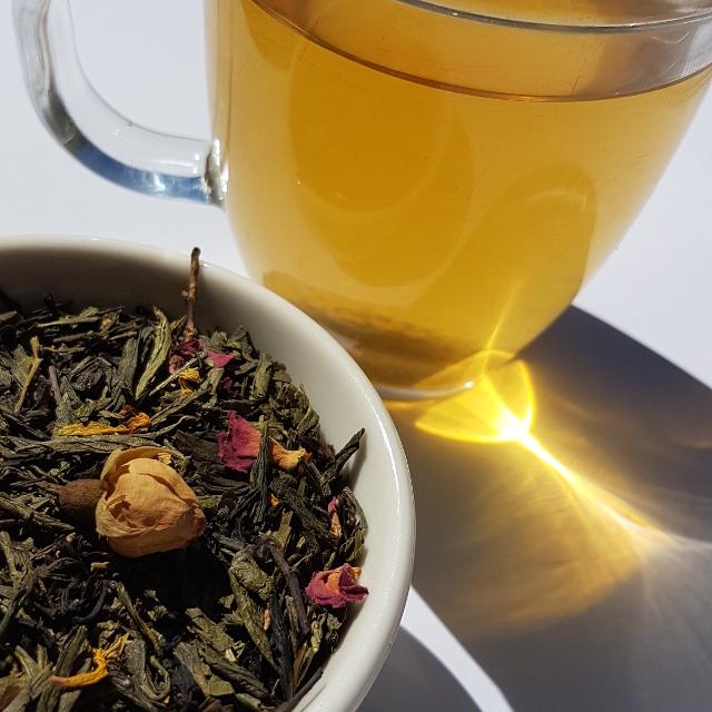 Loose-leaf Links, Earl Grey Editing. Salamanca Blend, The Art of Tea, loose-leaf tea