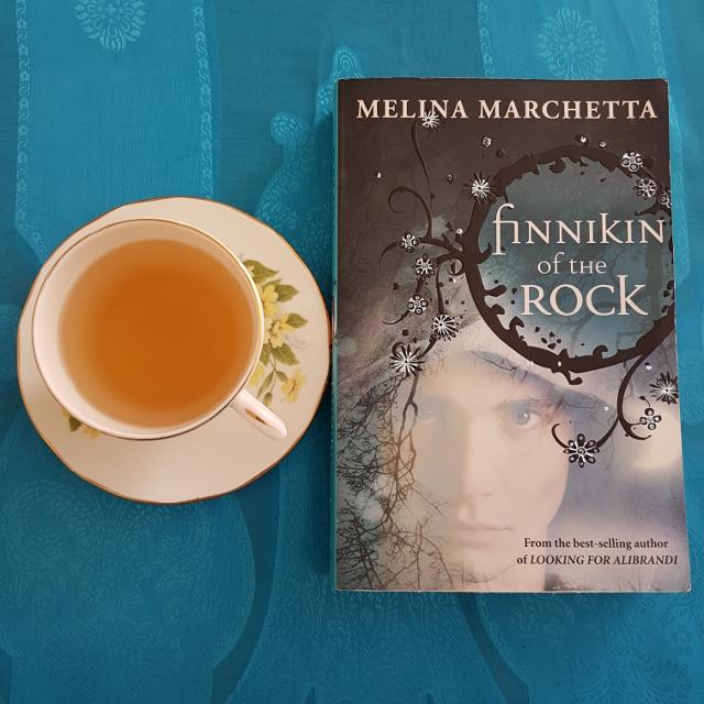 Finnikin of the Rock, Melina Marchetta, The Lumatere Chronicles, Earl Grey Editing, tea and books, books and tea