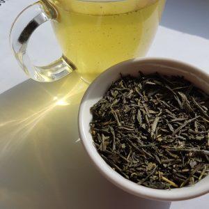 Australian Grapefruit, Adore Tea, sencha, green tea, Earl Grey Editing, Loose-leaf Links