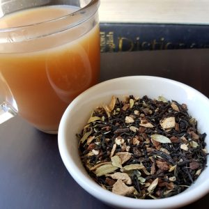 Chai, Real chai, Loose-leaf Links, Earl Grey Editing, loose-leaf tea