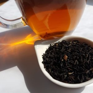Tea for Sunday, the Tea Centre, Loose-leaf Links, Earl Grey Editing, loose-leaf tea