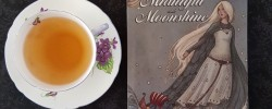 Midnight and Moonshine, Lisa L. Hannett, Angela Slatter, Ticonderoga Publications, Earl Grey Editing, tea and books, books and tea
