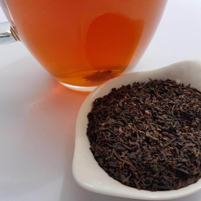 Madura Tea, Earl Grey tea, Earl Grey Editing, loose-leaf tea, Loose-leaf Links