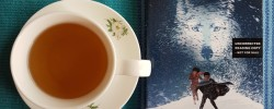 Ice Wolves, Amie Kaufman, Elementals, Earl Grey Editing, books and tea, tea and books