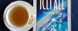 Icefall, Stephanie Gunn, Twelfth Planet Press, books and tea, tea and books, Earl Grey Editing