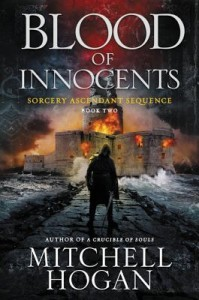 Blood of Innocents, Mitchell Hogan, Harper Voyager, Sorcery Ascendant Sequence, epic fantasy, fantasy