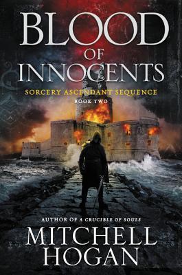 Blood of Innocents, Mitchell Hogan, Harper Voyager, Sorcery Ascendant Sequence, epic fantasy, fantasy