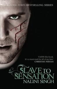 Slave to Sensation, Nalini Singh, Psy-Changling, urban fantasy, paranormal romance