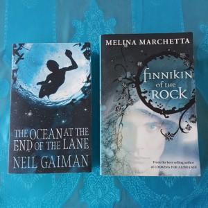Earl Grey Editing, The Ocean at the End of the Lane, Neil Gaiman, Finnikin of the Rock, Melina Marchetta